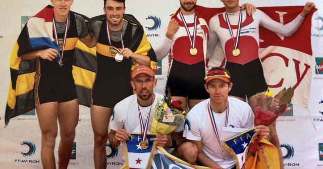 le 2 - pl Gaulthier - Doussot Vice champion de France - Cazaubon 2091
