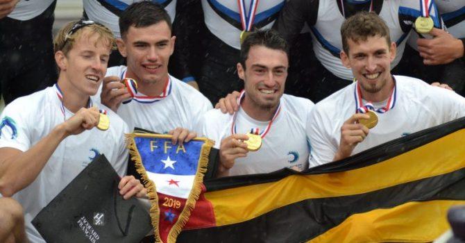 le 4 - Champion de France Sprint Gerardmer